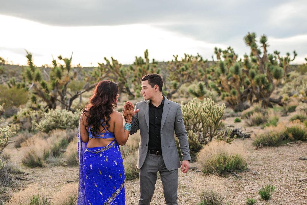 Intimate wedding dance desert elopement Kyle and Tori Sheppard photographers