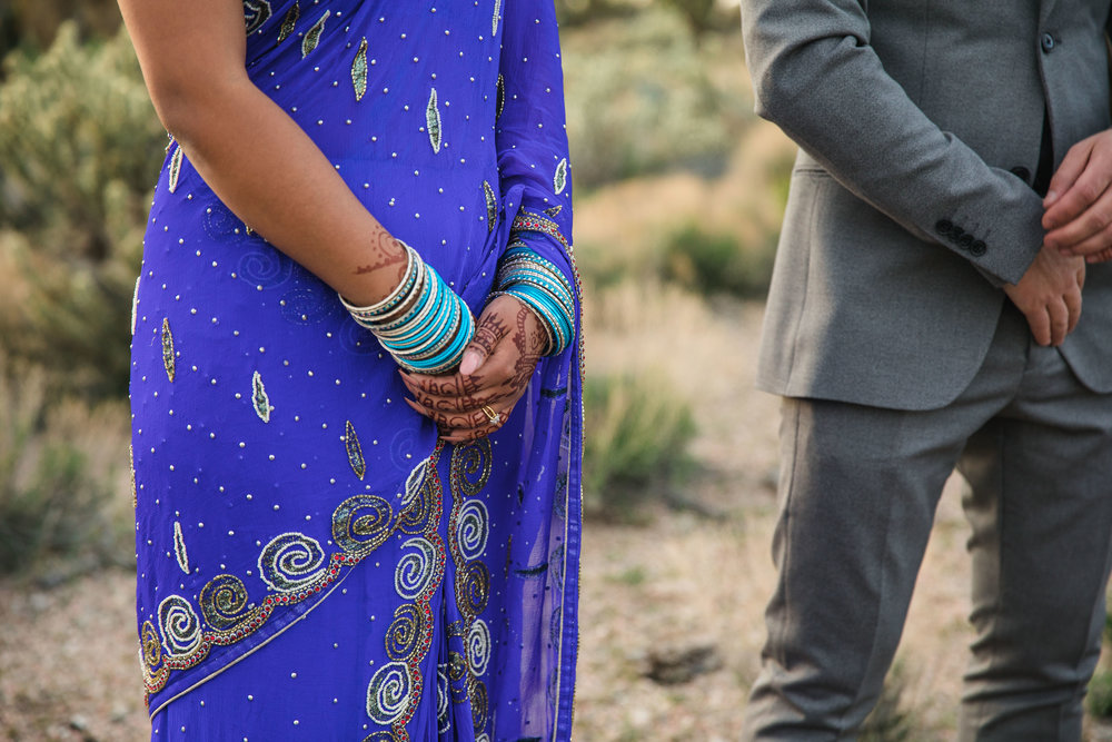 Adventure Wedding and Elopement Photographers epic desert location Kyle Loves Tori Photography