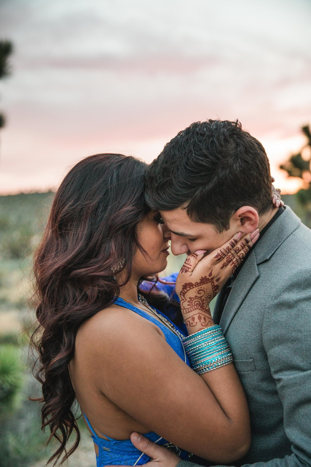 Intimate elopement couple snuggles together Kyle Loves Tori Photography