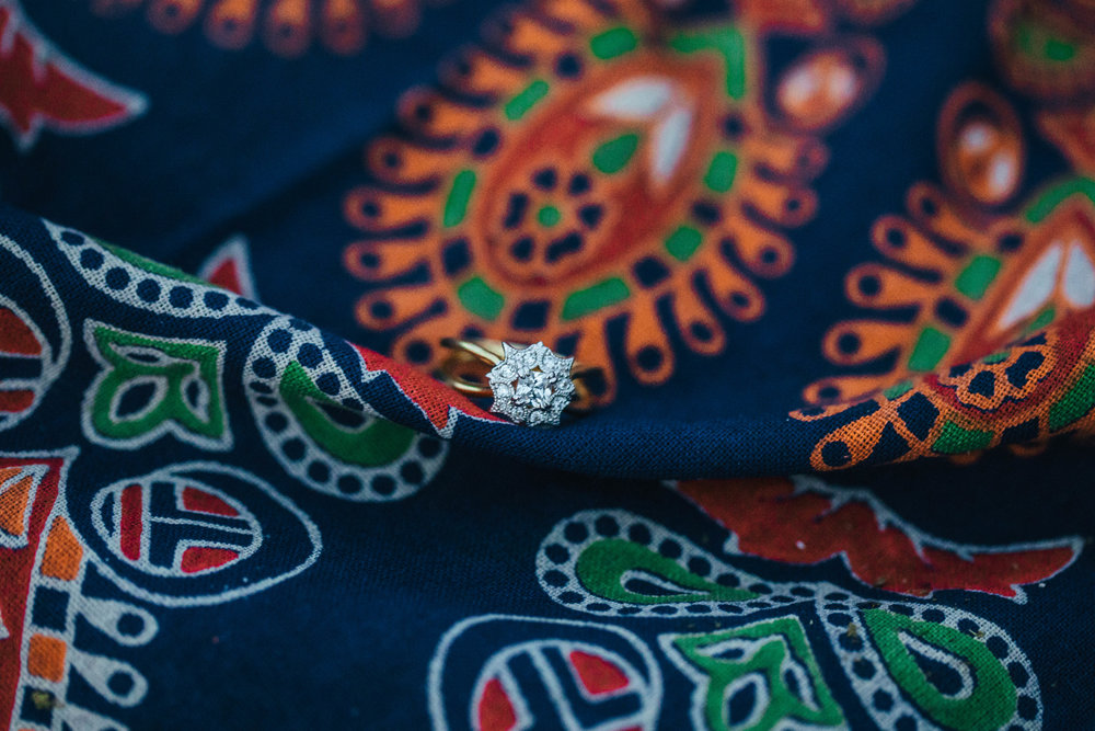 Seven Oaks Fine Jewelry custom wedding ring Saint George Utah Kyle Loves Tori Photography