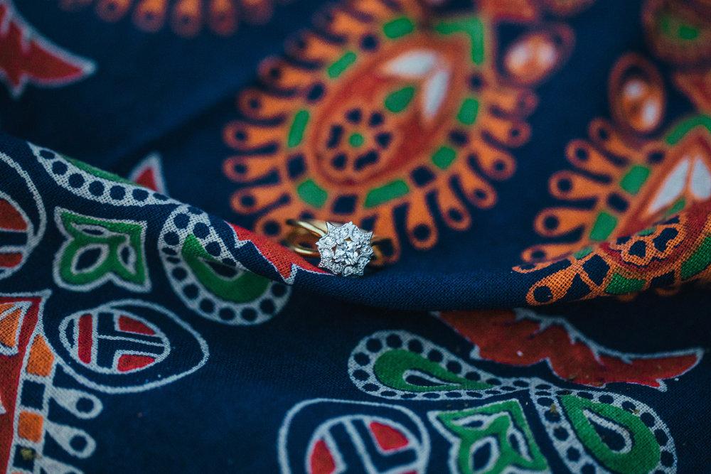 Seven Oaks Fine Jewelry custom wedding ring Saint George Utah Kyle Loves Tori Photography