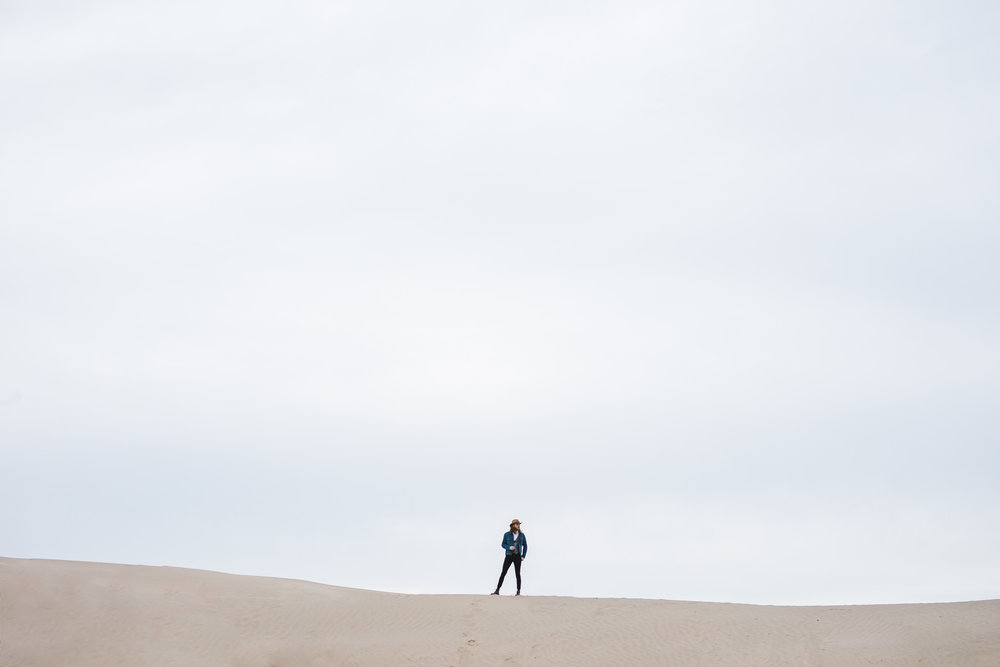 Adventure Elopement Little Sahara Sand Dunes Eureka Utah