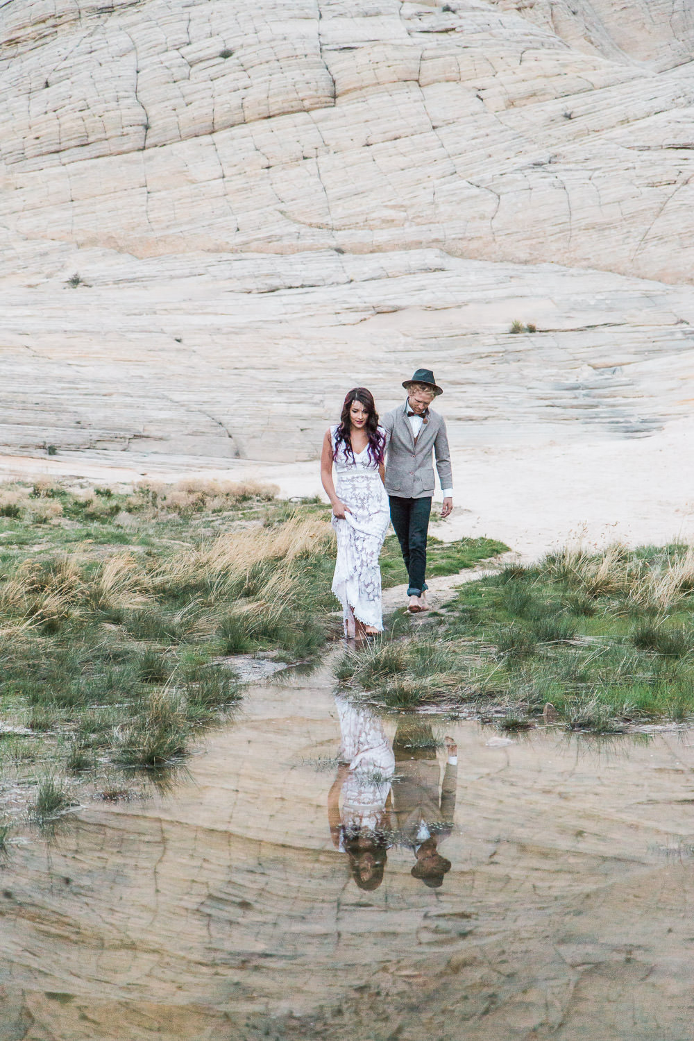 Traveling wedding photographers Kyle and Tori Sheppard