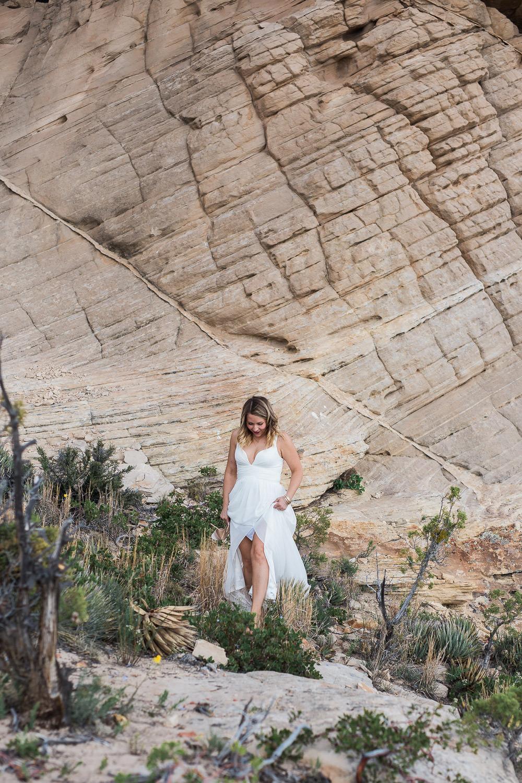 Anniversary vow renewal photoshoot Saint George Utah