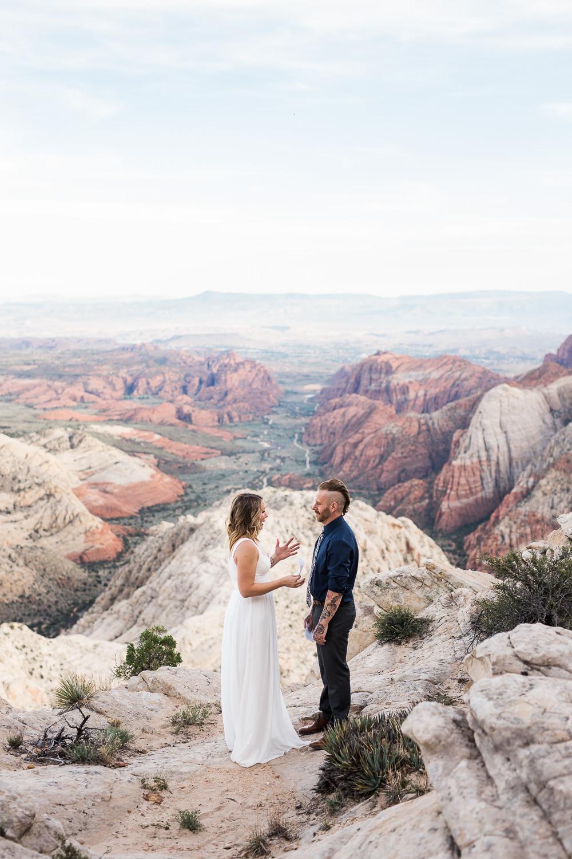 Saint George Utah Vow Renewal Photographer
