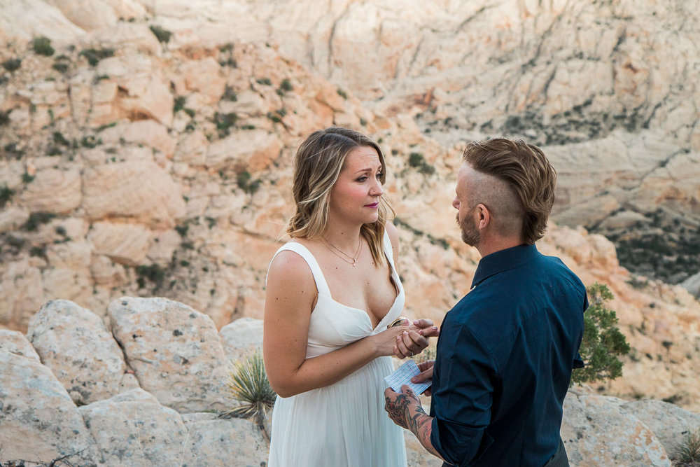 Southern Utah Vow renewal photographers