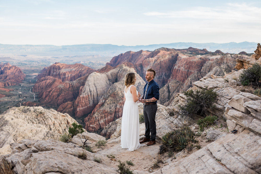 Adventure vow renewal photographers Kyle Loves Tori Photography