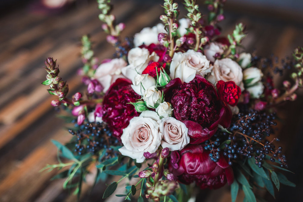Orem Utah Wedding bouquet