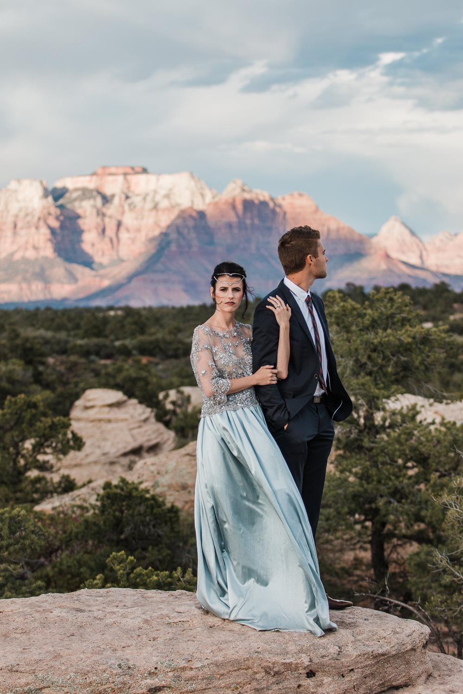 J Noelle Designs Dress Utah Adventure Photographers