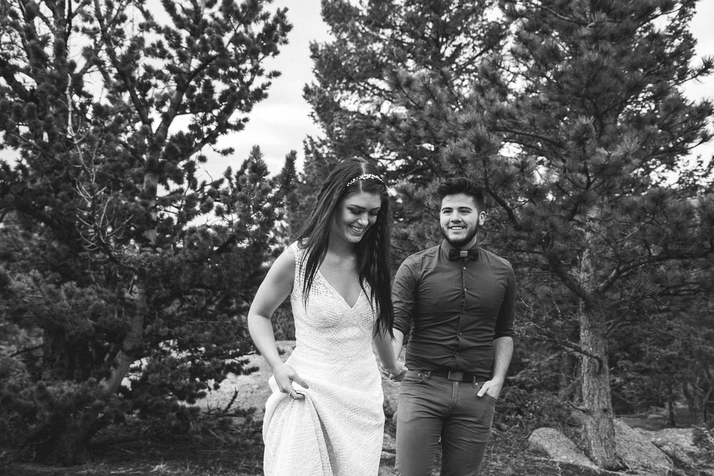 Rocky Mountain Adventure Wedding Photographers