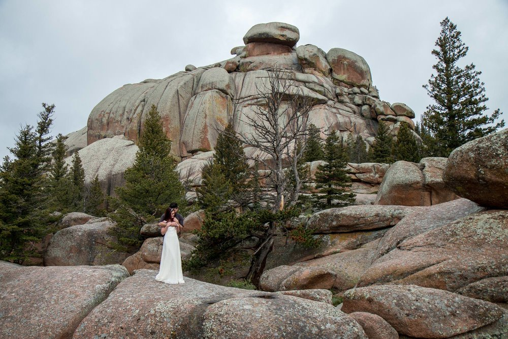 Wyoming wedding photographers