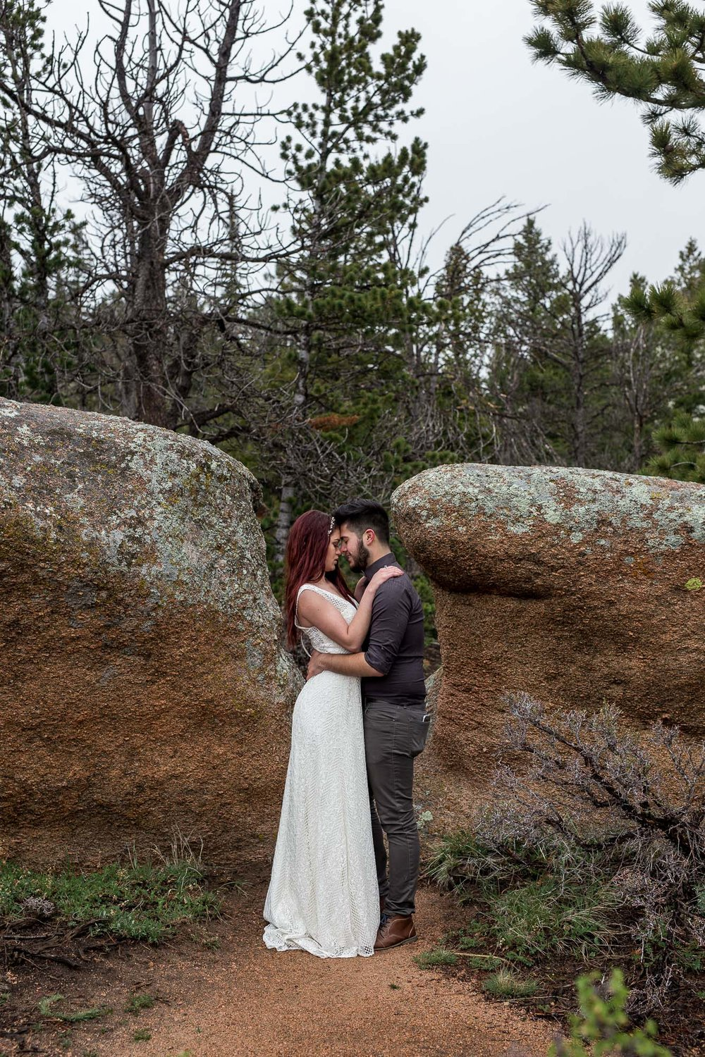 Husband and Wife Team Wedding Photographers Colorado and Wyoming