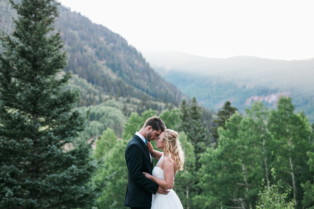 Telluride Colorado Mountain Film Wedding Photographers