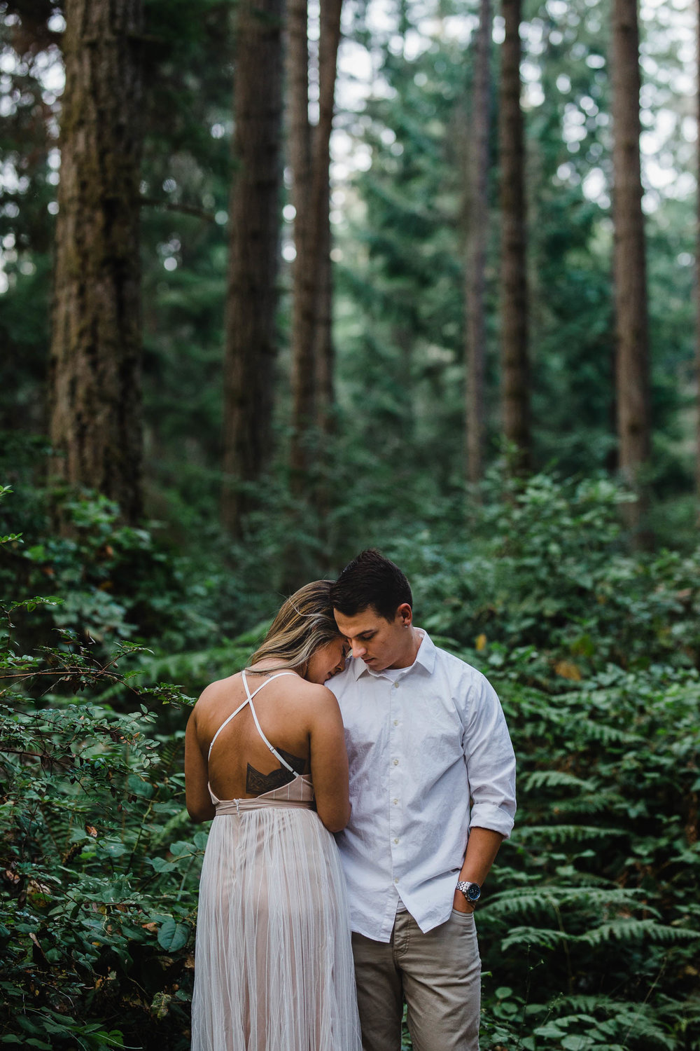 Casual elopement in Seattle Washington