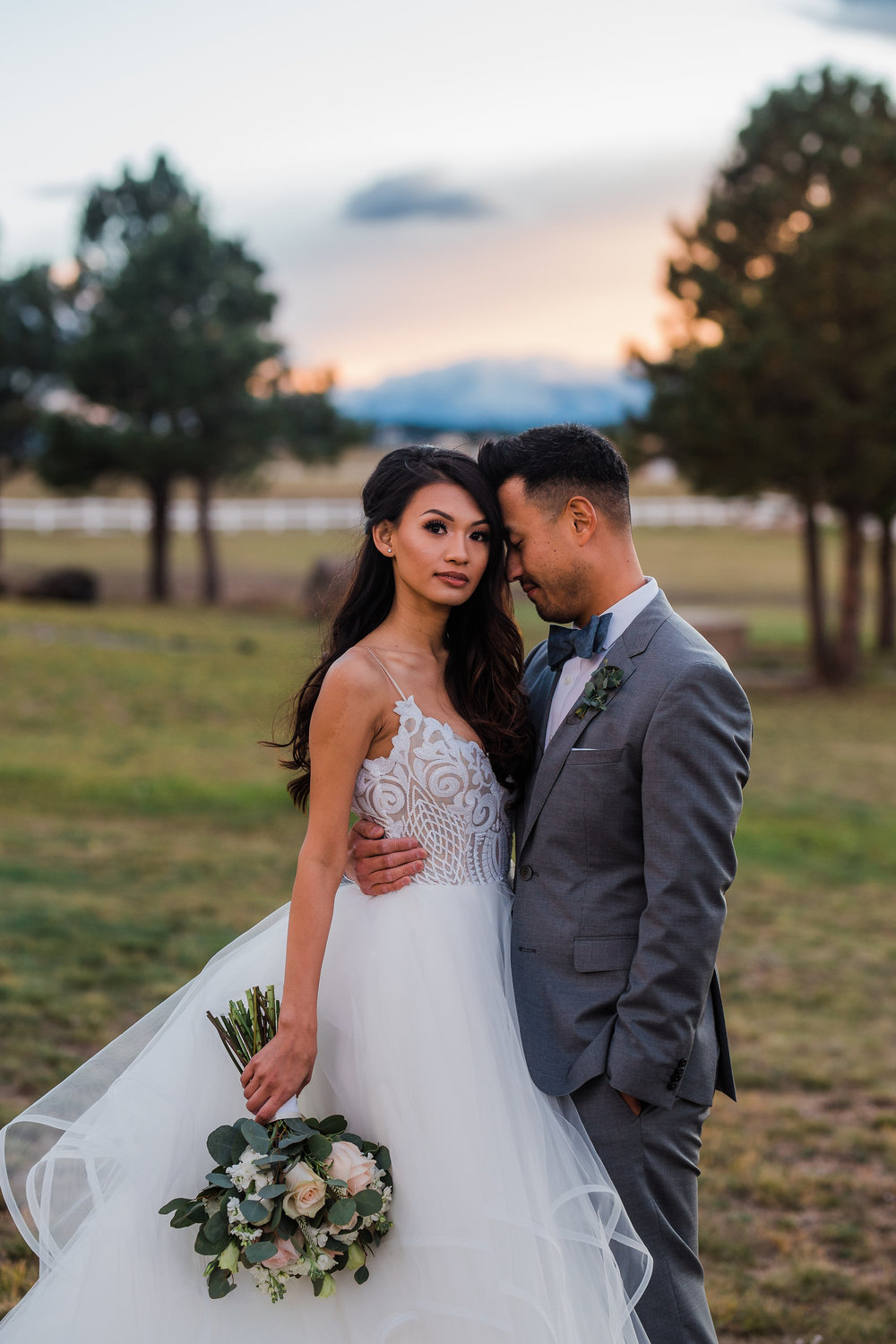 Hayley Paige wedding dress Colorado Springs