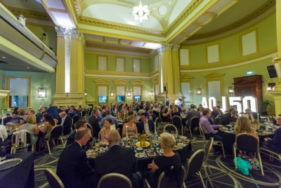 Foundation Dinner at Customs House