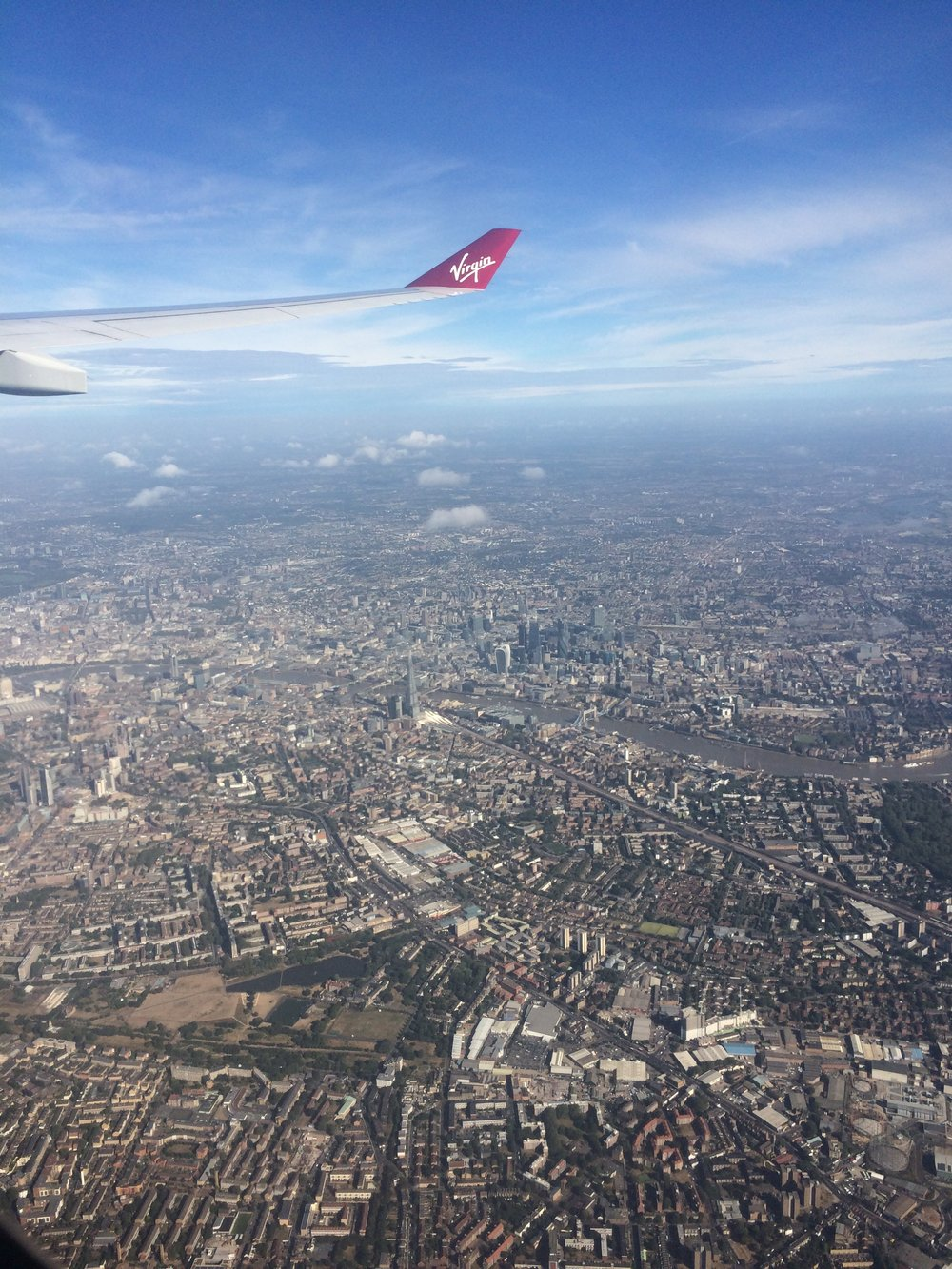 Hi London!