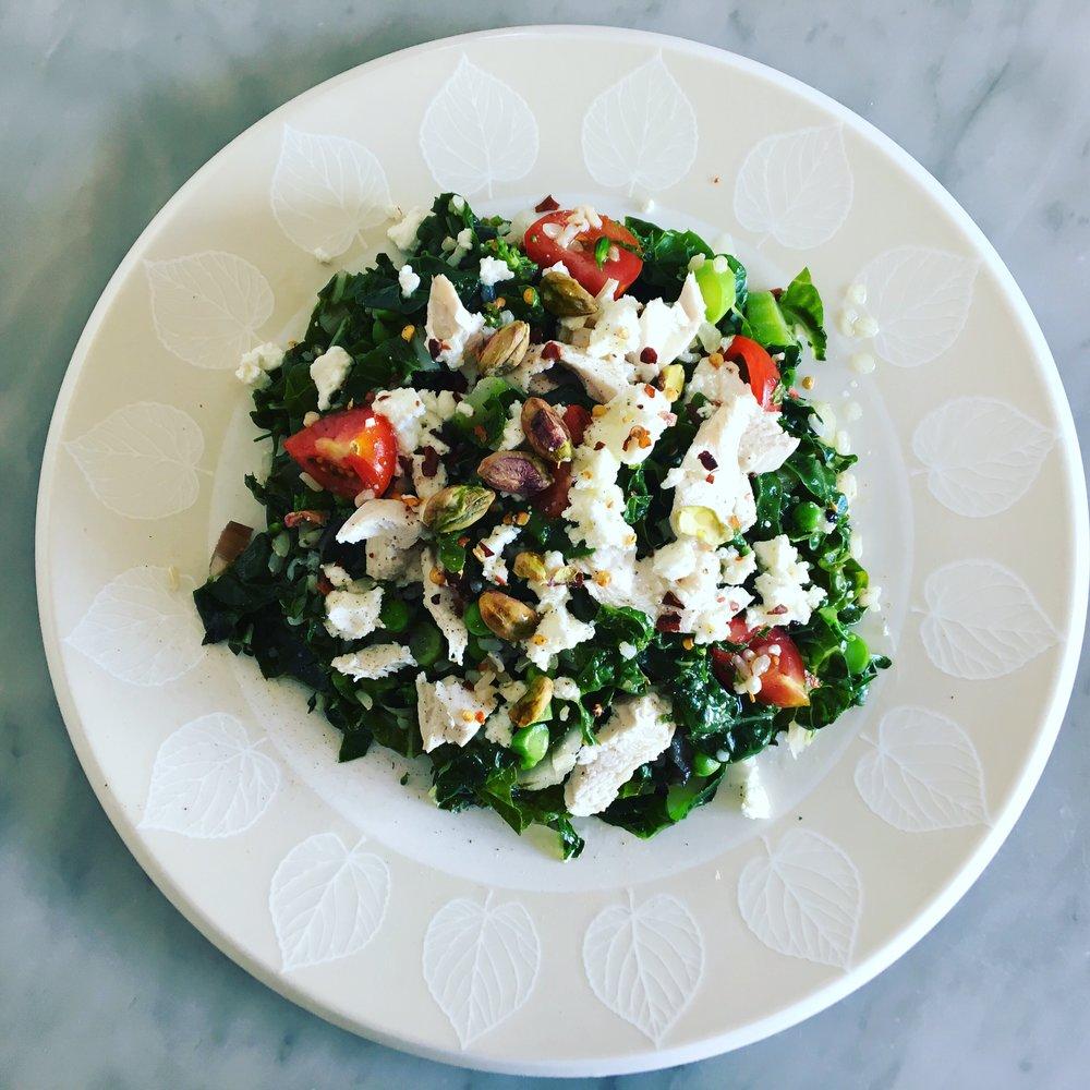 sides/snacks/salads -