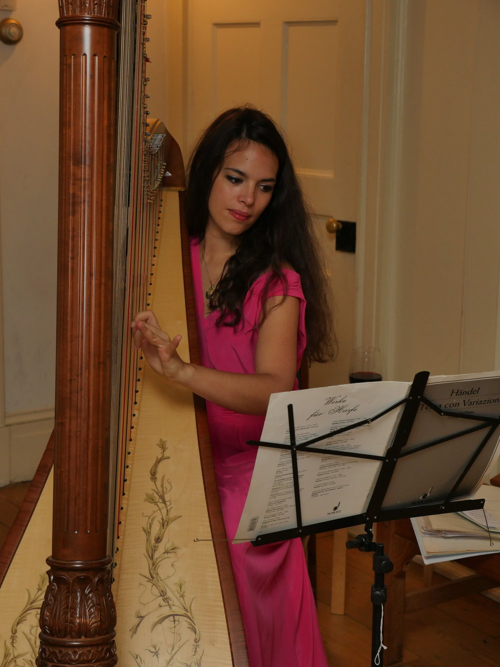 "Mélanie Genin   ""singular virtuoso with an exquisitely sensitive playing"""