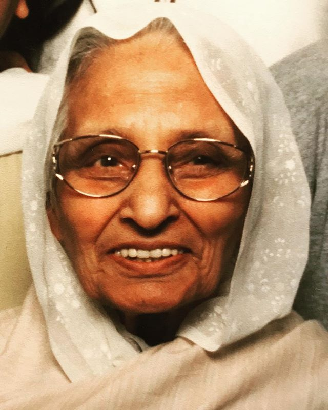 💔Today was tough. 18 years ago on this day I lost my Biji, the woman who raised me. All that is good in me is a result of her and my Mummy ji. If you're lucky enough to be able to hug and talk to your Grandmother give her a call and count your blessings. #mygrandmothermyangel #callyourgrandparents #love #family