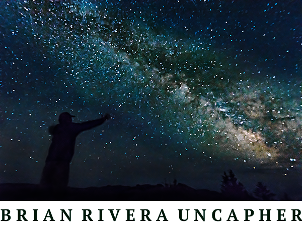 Brian Rivera Uncapher - Photographer, Filmmaker, Writer, Conservationist