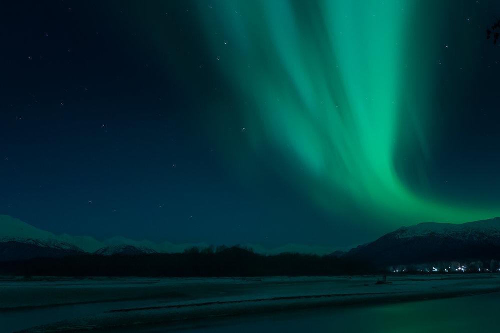 Auroras..