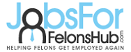 We recommend Jobsforfelonshub.com as an excellent free re-entry resource helping felons get employed again.