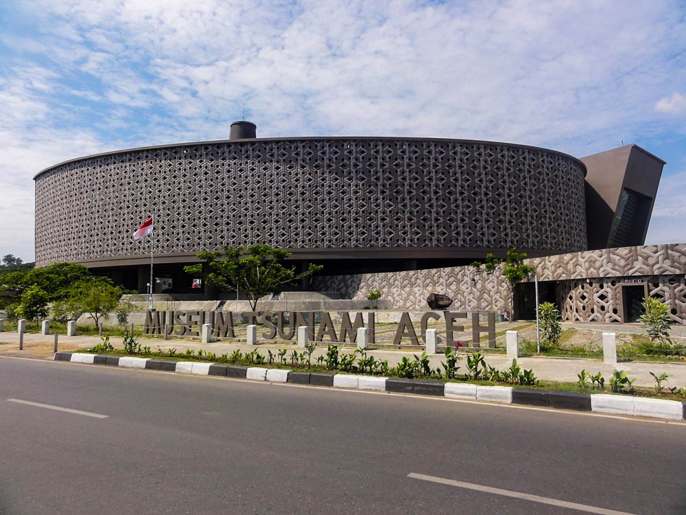 "The glorious ""Museum Tsunami Aceh"""