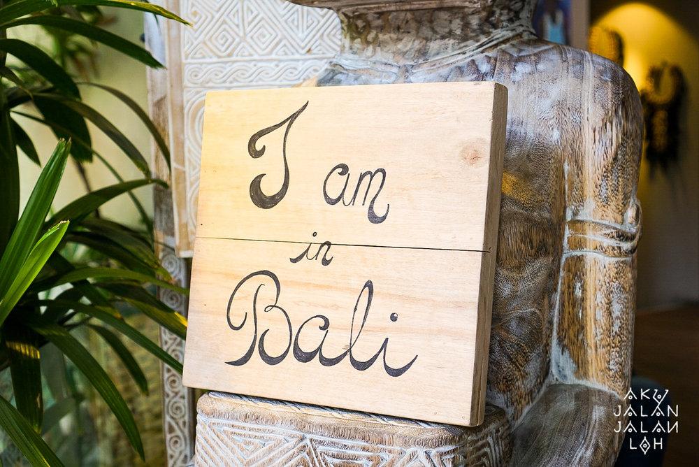 YES IM IN BALI, lebih tepatnya di Blue Karma Resort - Seminyak