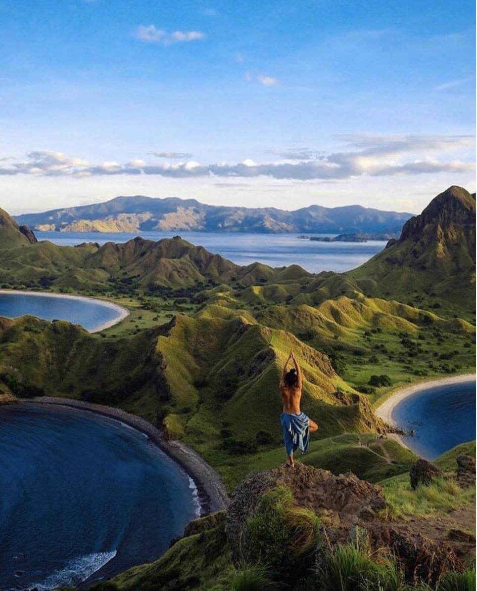 Asoka Remadja Pulau Padar Kepulauan Komodo Flores Indonesia