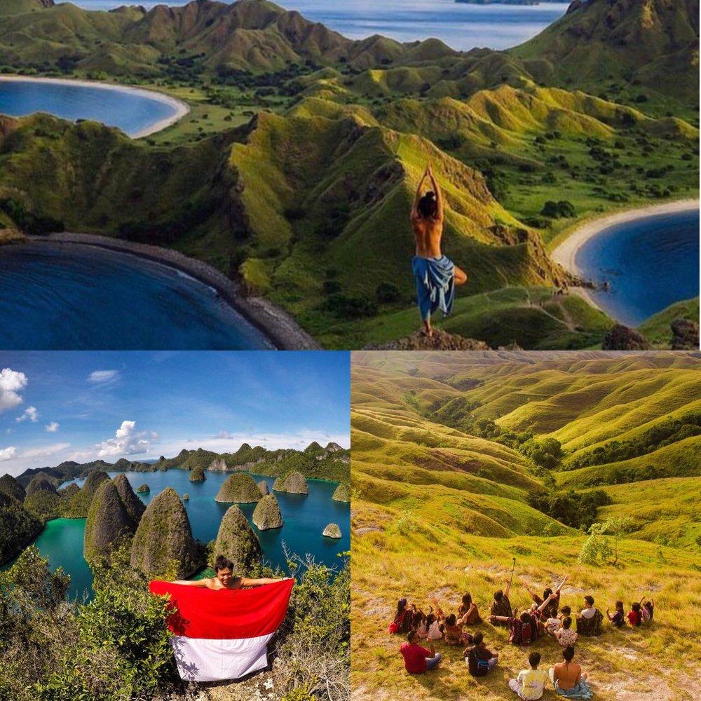 Asoka Remadja Sumba Flores Raja Ampat digibank Travel