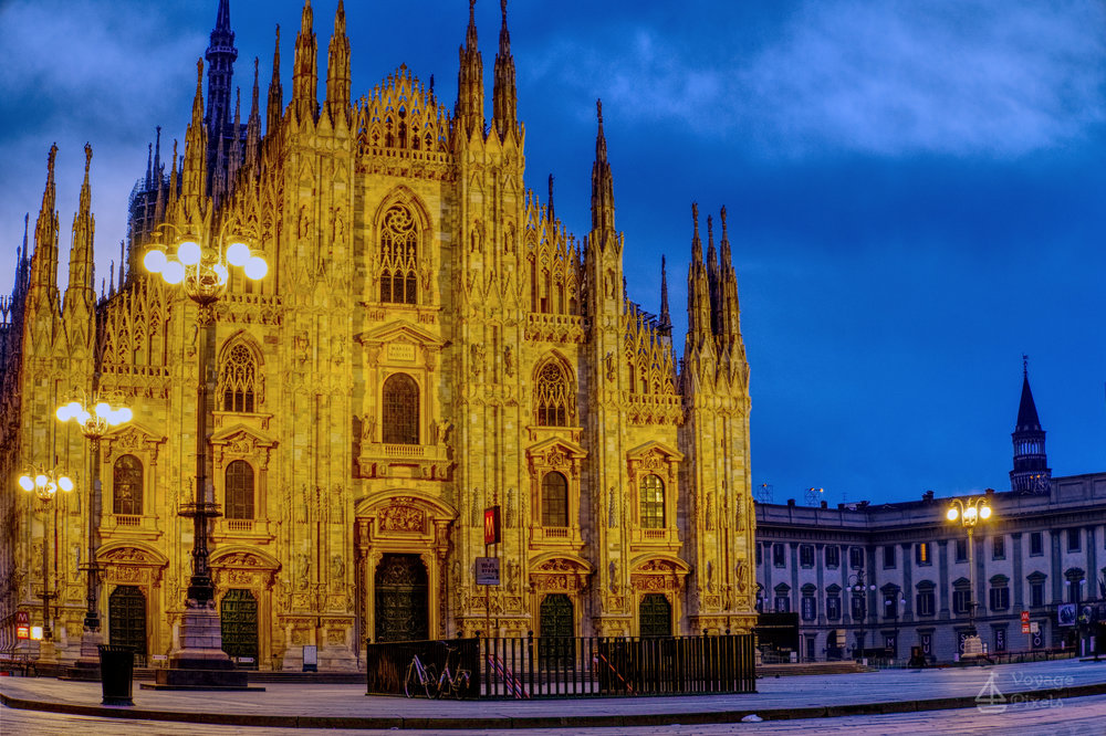 The Iconic Duomo of Milan