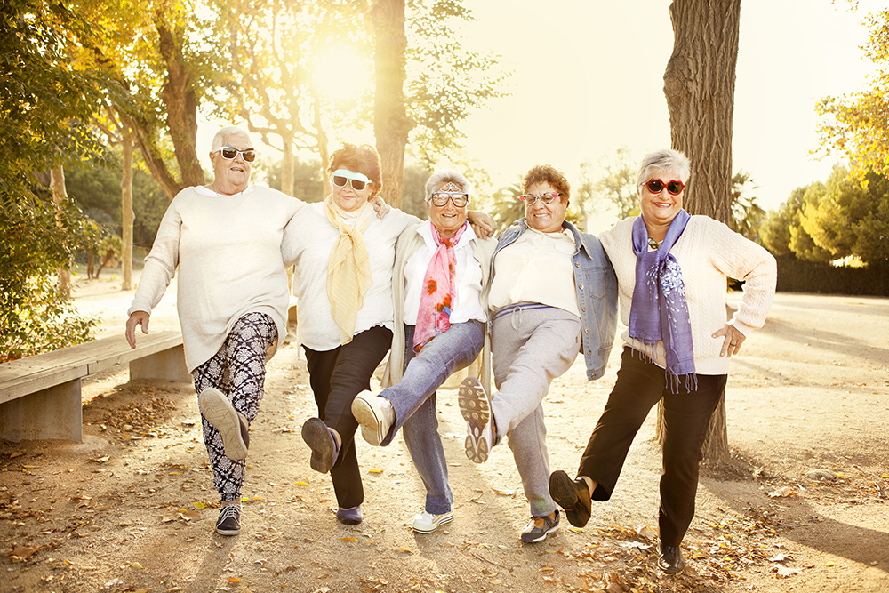 Q Social Impact - The Baby Boomers Are Ageing