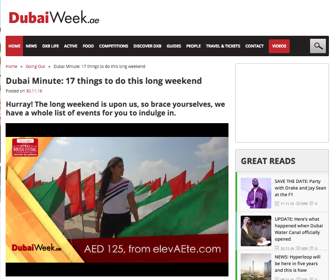 DubaiWeek.ae - 30/11/16