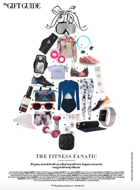 Harper's Bazaar Arabia - 1/12/16