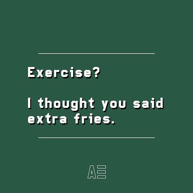 Anyone else have this misunderstanding all the time? 💁🏽🍟 #elevaeted . . . . . #dubai #uaefitnessmovement #fitfam #gymlife #yogaindubai #acroyoga #activewear #fitnessinad #fitnessindxb #dubaifitfam #dubaifitness #abudhabi #dubailife #UAE #crossfitdubai #crossfitdubai #livelovesports #abudhabifitness #sharjah #dxb #igersdubai #igersabudhabi #abudhabifashion #dubaibloggers #dubaiblogger #dubailifestyle #mydubai #madeinuae #fitnessjourney #elevaete