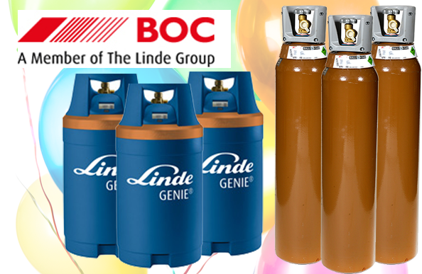 BOC Balloon Gas Stockist