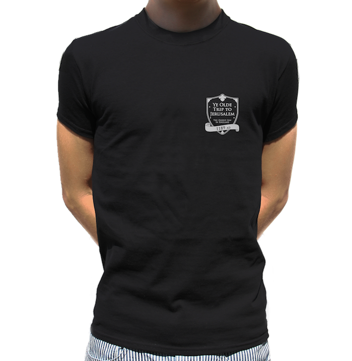 Check out our latest t-shirts, in stock now! A nice classic t-shirt with our classic logo featured on the chest. Why not pop in and get one for yourself or as a gift?