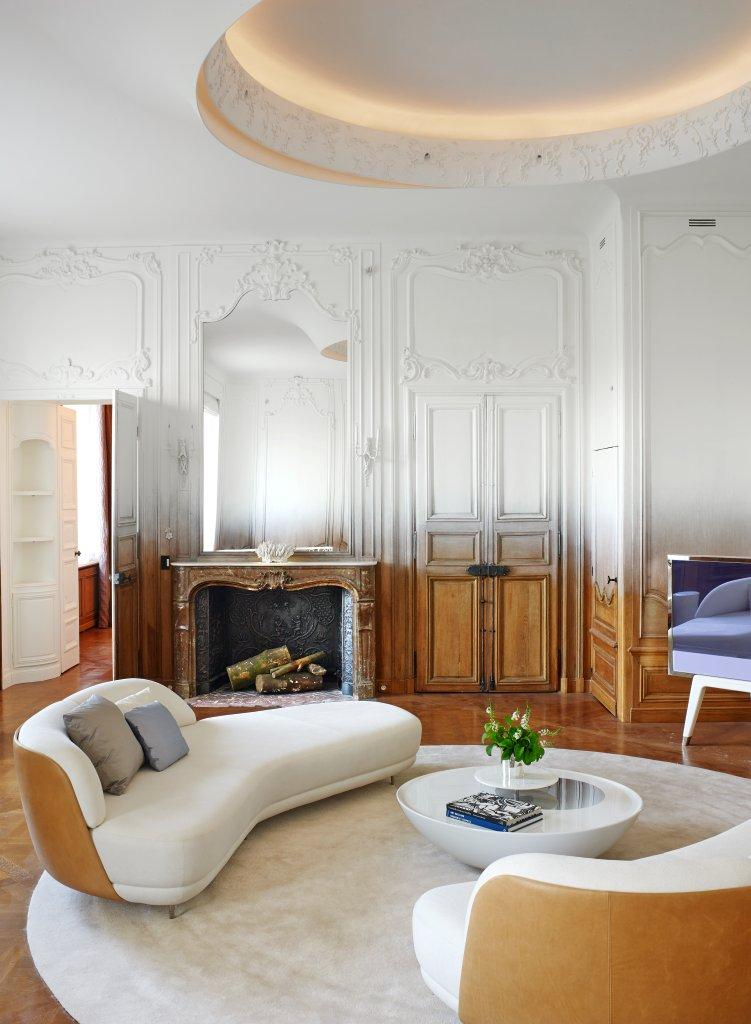 Private residence, Place de Colombie, Paris, by Ramy Fischler
