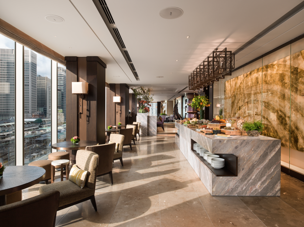 Andr fu tai ping for Design hotel tokyo
