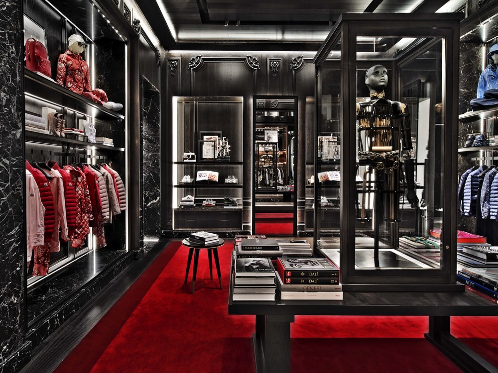 Moncler New York Flagship Store
