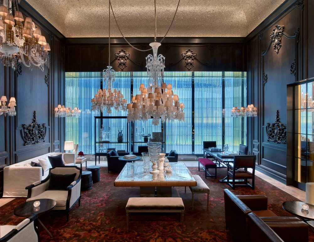 Baccarat Hotel - New York