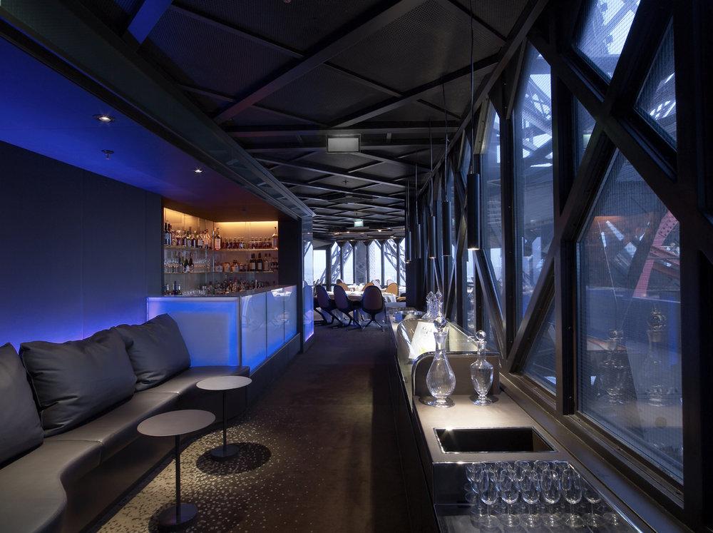 Le Jules Verne Restaurant - Paris