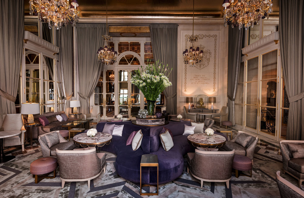Hôtel de Crillon , A Rosewood Hotel