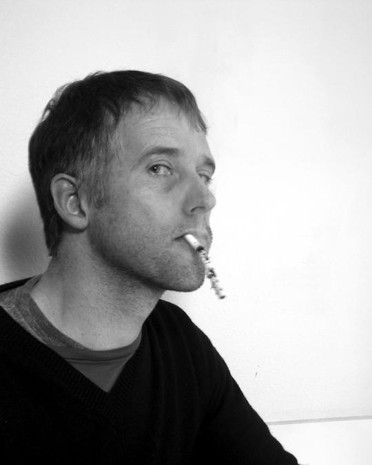 "Comedian , 22"" x 18"" (unframed), Chromira print on Kodak Matte Paper, 2010"