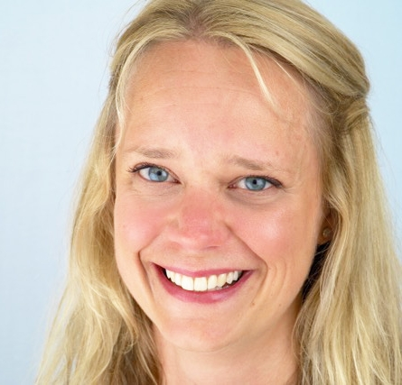 Helena Berglund  - Head of Production