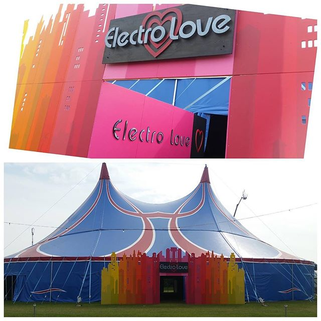 Tomorrow @IsleOfWightFest @Electroloveuk stage we will be rockin the 80s at 7pm. You won't want to miss it! #IOW2016 #isleofwightfestival #electrolove80s #electrolove