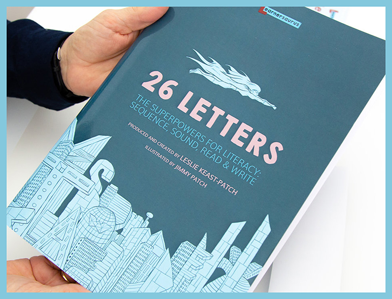 Getting Started with 26 Letters - 15 minute online course - FREE!Start here, with your learner and the 26 Letters Pack. Focusing on alphabet knowledge and sequencing, this course will make a difference.