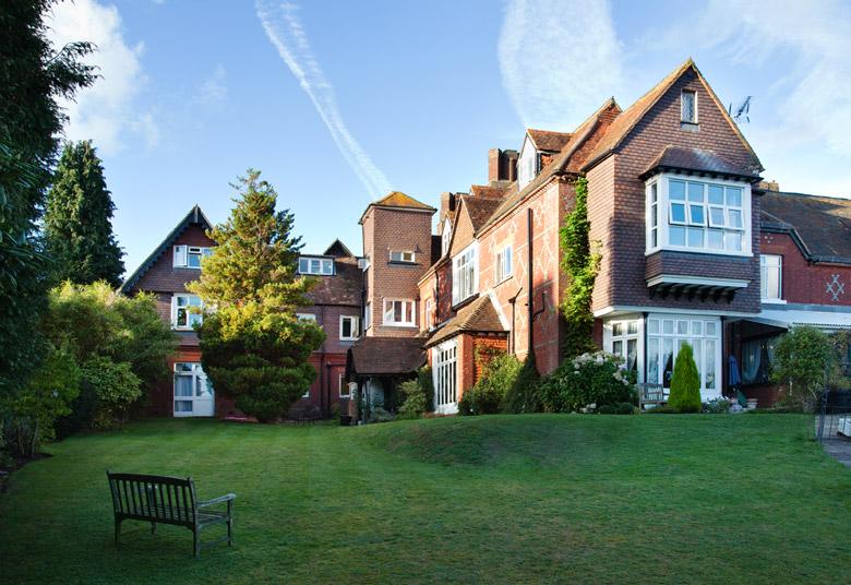 Surrey Hills, Nursing Home, Godalming