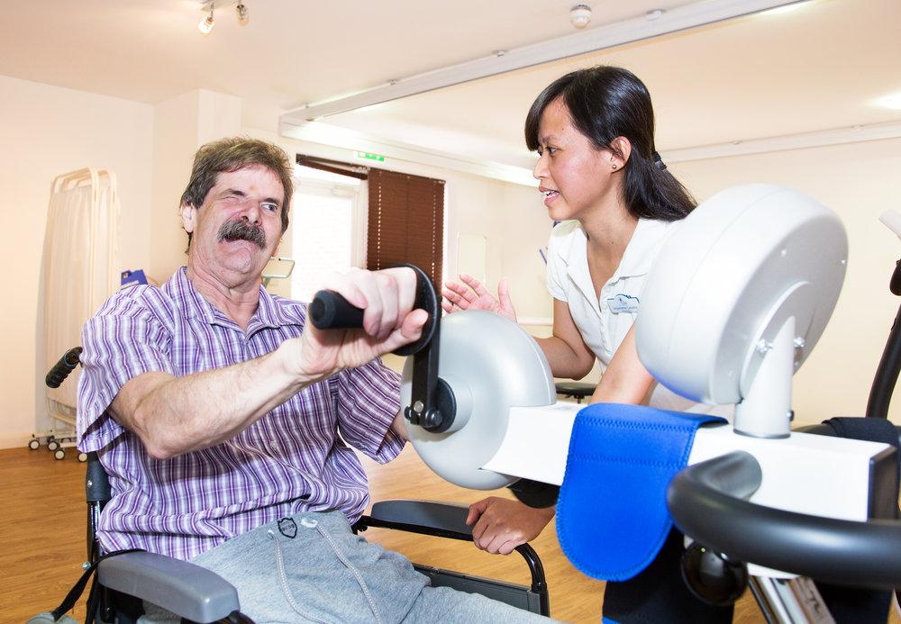 Specialist Rehabilitation -